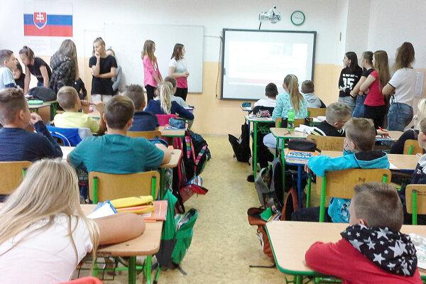 Zubrohlavská škola bude mať nové vybavenie odborných učební.