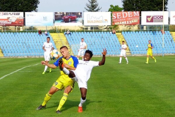 V osude zápasu Košíc s rezervou MŠK Žilina rozhodol jediný gól.
