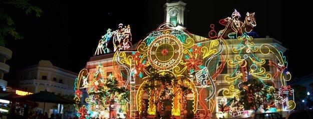 Vianočné oslavy v Portoriku