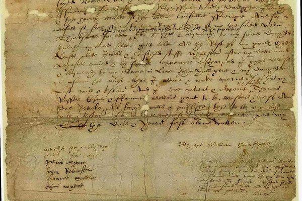 Shakespeare odkázal v závete každej zo svojich dcér 150 vtedajších libier. Francis Drake daroval peniaze aj chudobným.