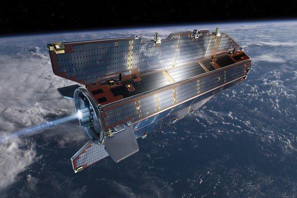 Satelit GOCE zhorí v priebehu dvoch týždňov.