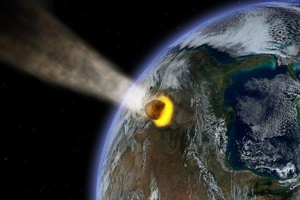 Náraz vesmírneho telesa by vysvetľoval, prečo sa pred trinásťtisíc rokmi náhle ochladilo.
