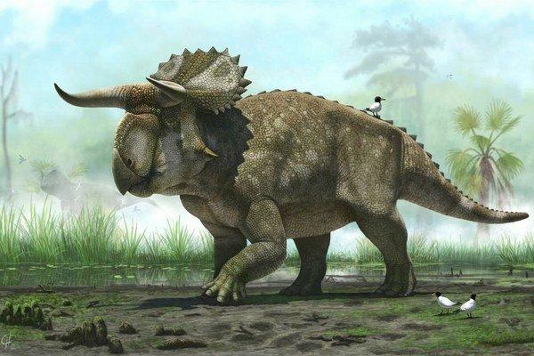 Nasutoceratops titusi.