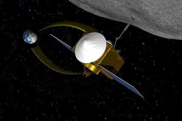 Misia k asteroidu Bennu.