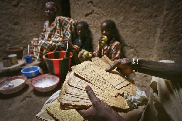 Afrika prišla o niektoré z najstarších písomných dôkazov svojej kultúry.