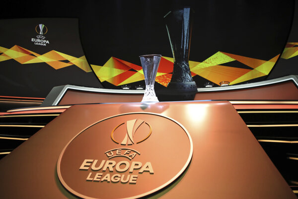 Trofej pre víťaza Európskej ligy.