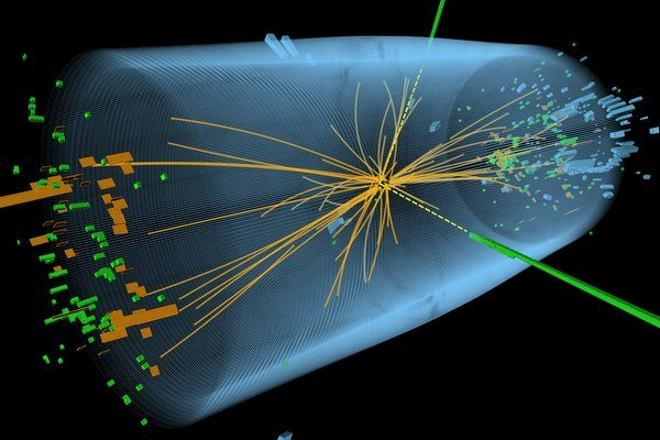 Objavom roka 2012 bol podľa nás Higgsov bozón.
