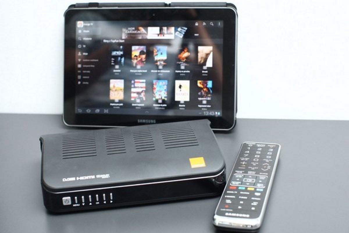 09354e52e Keď začnete televízny program pozerať na tablete, dopozerať ho môžete už na  obrazovke.
