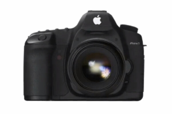 Takto mal vyzerať nový iPhone 5? Napokon, aj tak si všetci len fotia jedlo.
