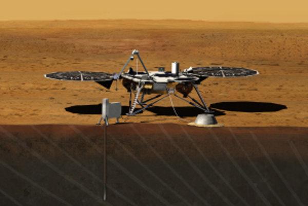 NASA dala Marsu prednosť pred Saturnovým mesiacom aj kométou.