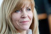 Anna Bubeníková, bývalá šéfka Fondu národného majetku.