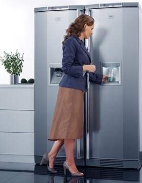 chladnička pripojiť vodu suchý typ transformátor pripojiť
