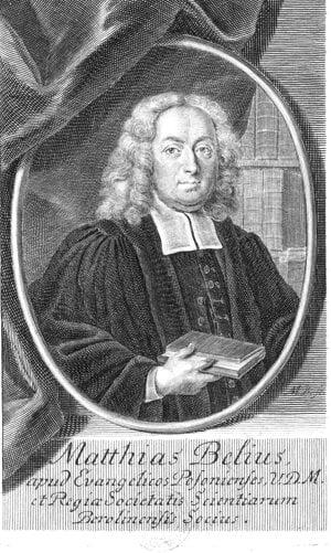 Matej Bel