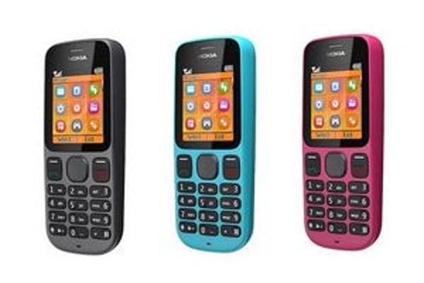 Nokia 100.