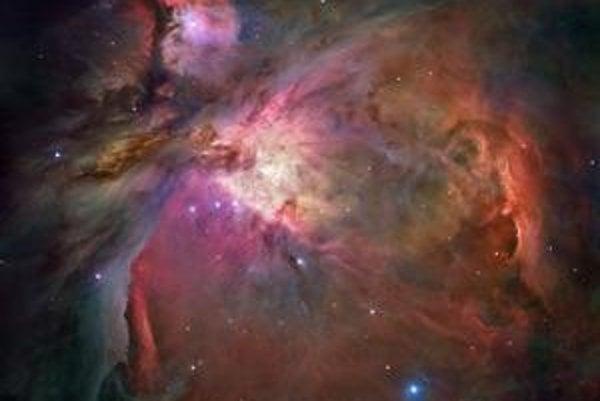 Molekuly kyslíka vedci konečne identifikovali v hmlovine Orión. Umožnila to spolupráca ESA s NASA.