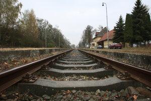 Pôvodná, tzv. veľká  železničná stanica.