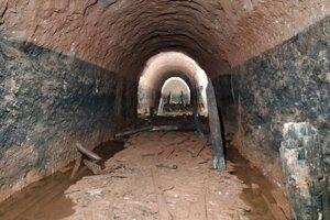 Podzemná chodba - Stachelberg