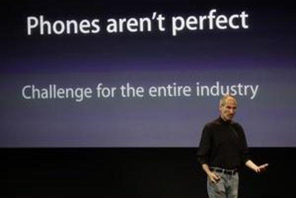 Steve Jobs, šéf Apple.
