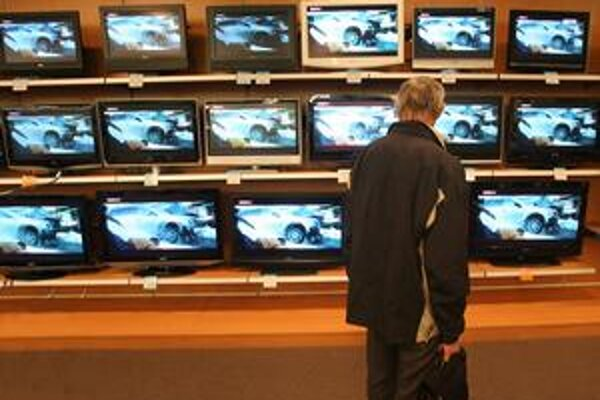 Na príjem digitálneho signálu treba špeciálny tuner alebo televízor, ktorý je ním vybavený.