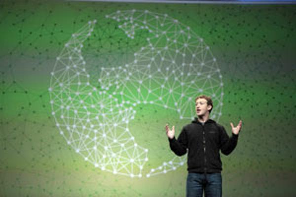 Výkonný riaditeľ a zakladateľ sociálnej siete Facebook Mark Zuckerberg.
