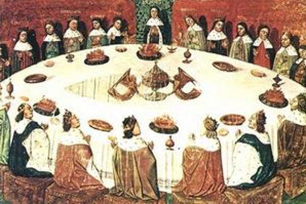 Žil vôbec kráľ Artuš? Historici tvrdia, že našli jeho okrúhly stôl.