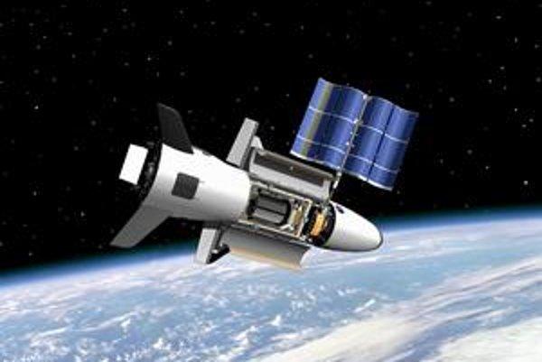 NASA chcela pôvodne robiť na X37B experimenty.