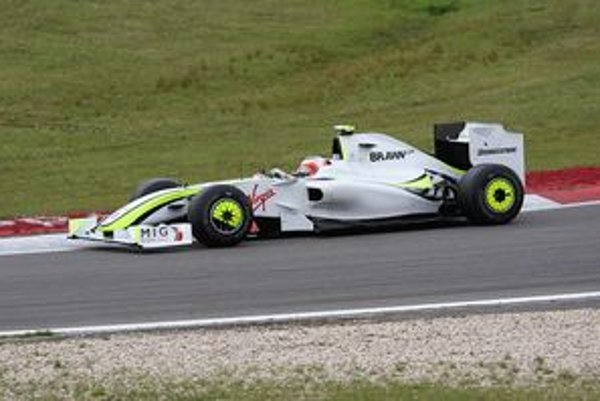 Rubens Barrichello, 2009 German Grand Prix