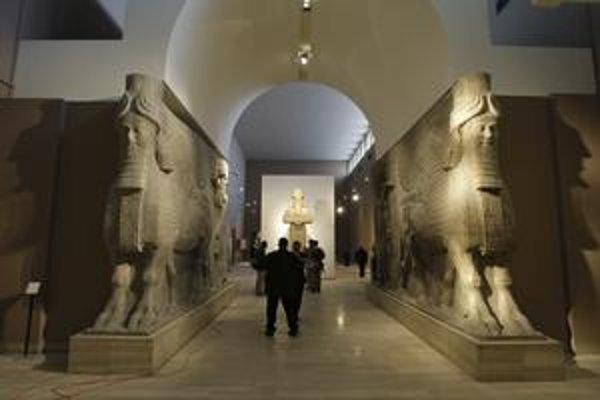 Iracké Národné múzeum.