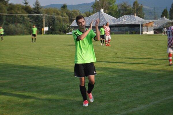 Futbalisti Bacúcha si držia výbornú jesennú formu.