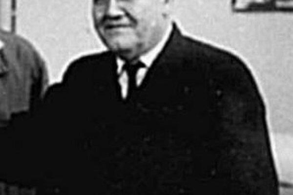 Antonín Svoboda.