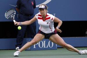 Kim Clijsterová ohlásila návrat na tenisové dvorce.