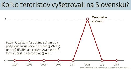 Vyšetrovanie terorizmu