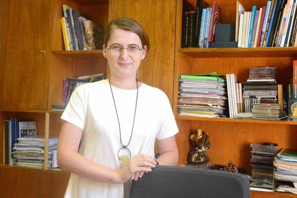Lucia Potokárová pripravila novú sezónu v ŠfK.
