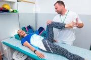 Olympionička Dominika Nestarcová má s rehabilitáciami tiež skúsenosti.