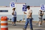 Vyše 46.000 pracovníkov z 31 závodov sa rozhodlo nenastúpiť o práce.