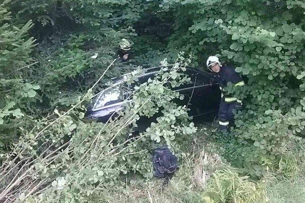 Nehoda v Štóse.