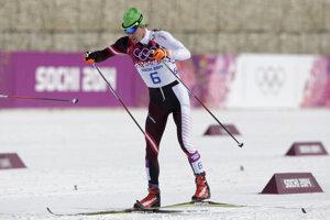 Rakúšan Johannes Dür na olympiáde v Soči - archívna fotografia.