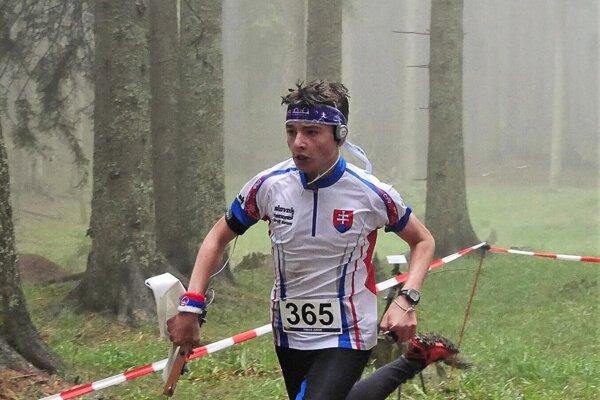 Tomáš Jurčík si zo Slovenska priniesol dve strieborné medaily.