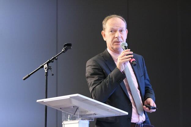 Martin Bakoš, konateľ a generálny riaditeľ AMBERG Engineering Slovakia.