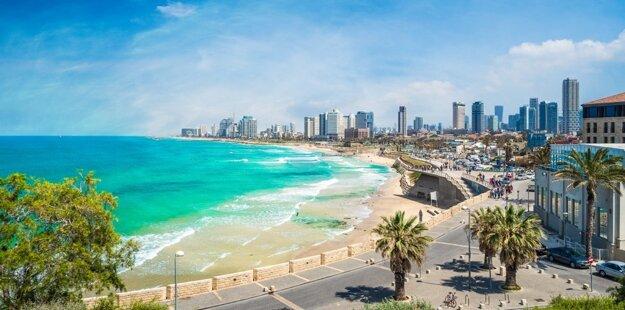 Tel Aviv a prímorská promenáda