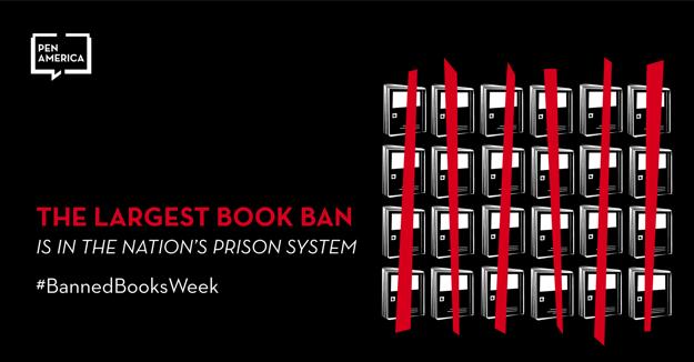 O nelogickom zakazovaní kníh vo väzniciach upozorňuje organizácia PEN America v rámci prebiehajúceho
