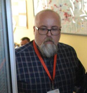 Generálny riaditeľ siete potravín Kačka Wieslaw Chlebuś.