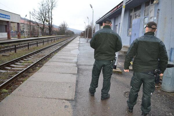 Stanica v Humennom.