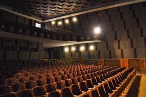 Priestory kina Scala, predtým známe pod názvom kino Panoráma, či kino Tokajík.