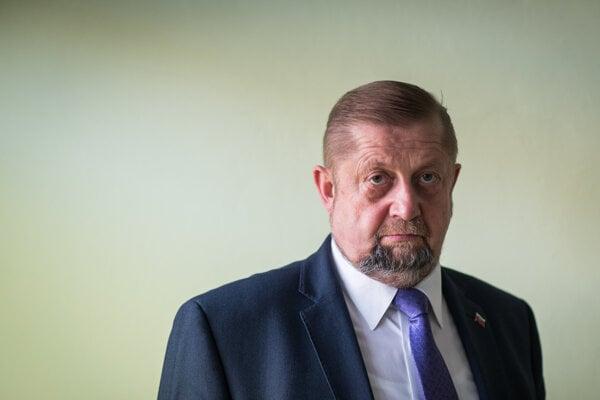 Štefan Harabin.