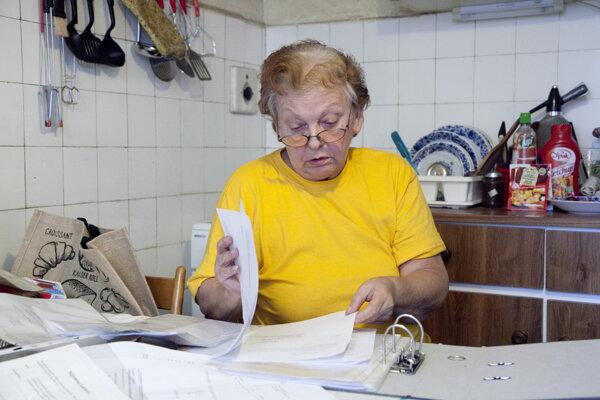 Zlatica Zapriháčová.