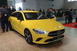 Mercedes-Benz CLA Shooting Brake doplnil rodinu Áčok o kombi.
