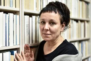 Olga Tokarczuková získala Nobelovu cenu za literatúru.