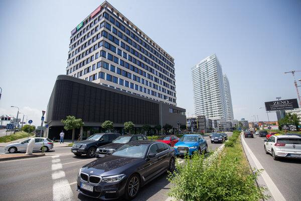 Budova na Landererovej 12 bude sídlom Európskeho orgánu práce (ELA).