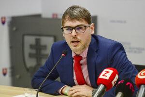 Riaditeľ Inštitútu environmentálnej politiky Martin Haluš.